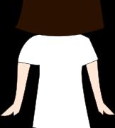 日本女台湾女香港女の後ろ姿比較/日港台女背影比較